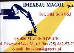 IMEXBAU-MAGOL Przeds. Robót Ziemnych i Budowlanych J. i Z. Zaczek sp.j.